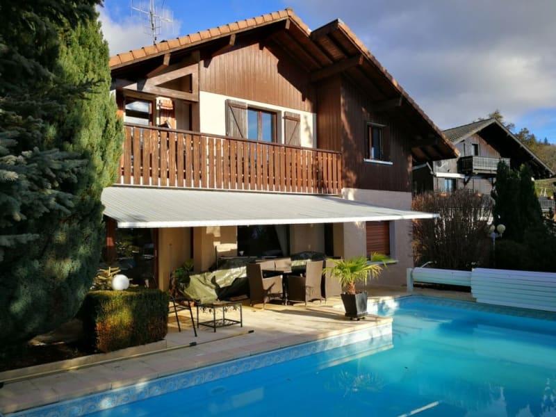 Sale house / villa Lucinges 590000€ - Picture 1