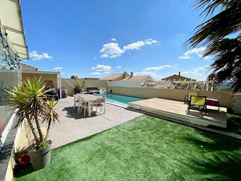 Sale house / villa Thezan les beziers 327000€ - Picture 1