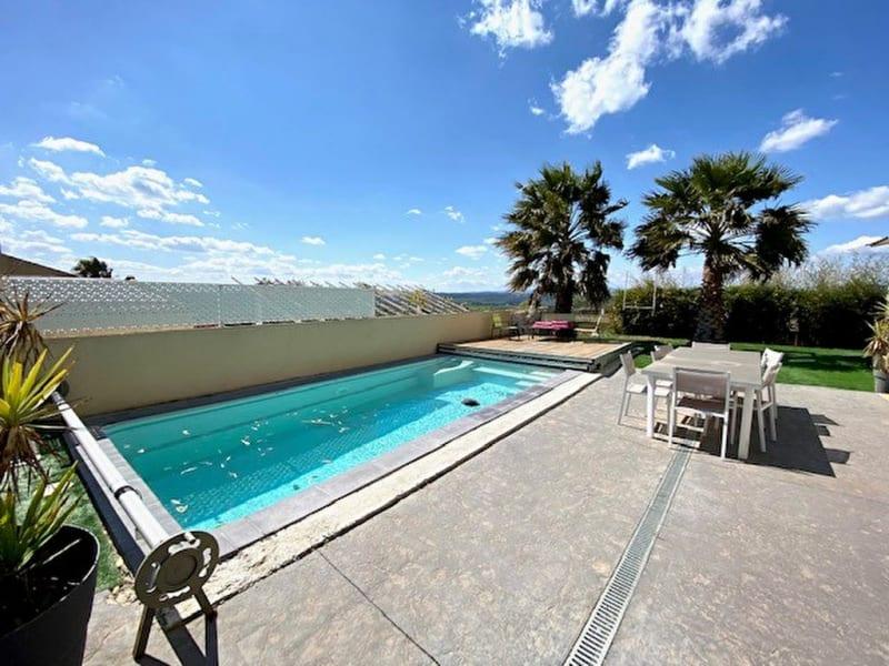 Sale house / villa Thezan les beziers 327000€ - Picture 2