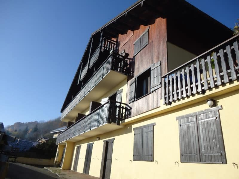 Rental apartment Chatillon sur cluses 550€ CC - Picture 1