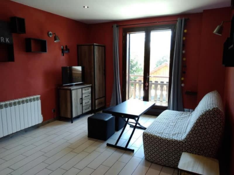 Rental apartment Chatillon sur cluses 550€ CC - Picture 2
