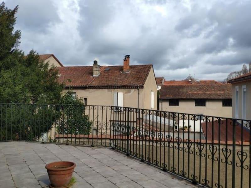 Rental apartment Mazamet 530€ CC - Picture 1