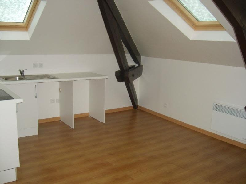 Rental apartment Viry chatillon 643€ CC - Picture 2