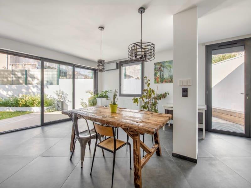 Maison-loft avec jardin coeur Montchat