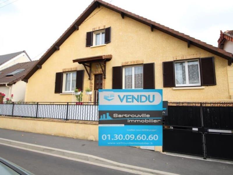 Verkauf haus Sartrouville 445000€ - Fotografie 1