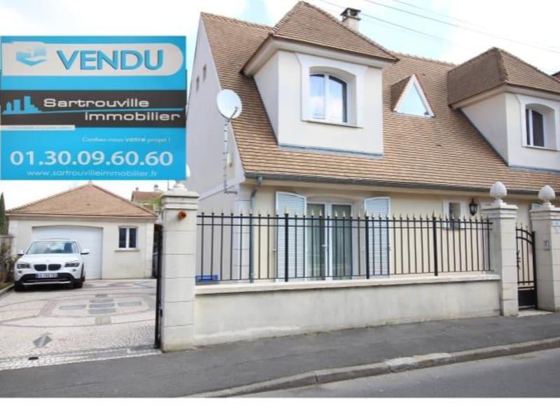 Verkauf haus Sartrouville 699000€ - Fotografie 1