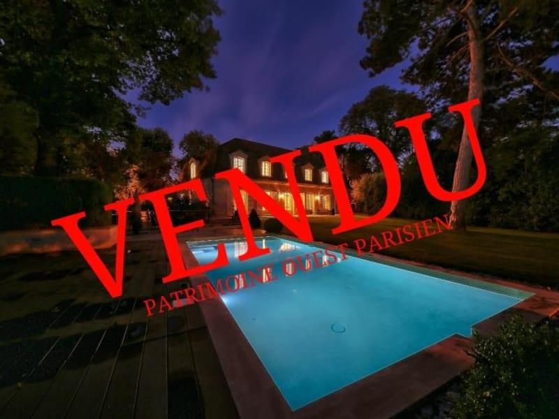 Sale house / villa Le vesinet 3590000€ - Picture 1