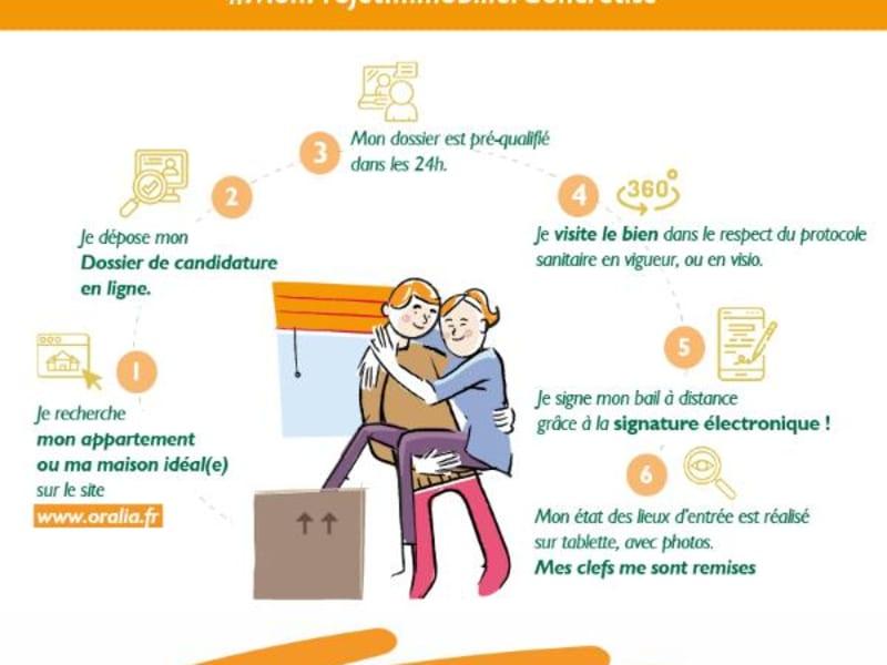 Location appartement Paris 18ème 617,10€ CC - Photo 2