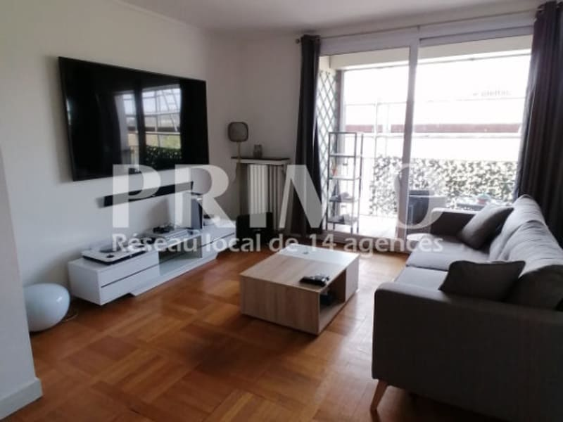 Location appartement Chatenay malabry 1029€ CC - Photo 1
