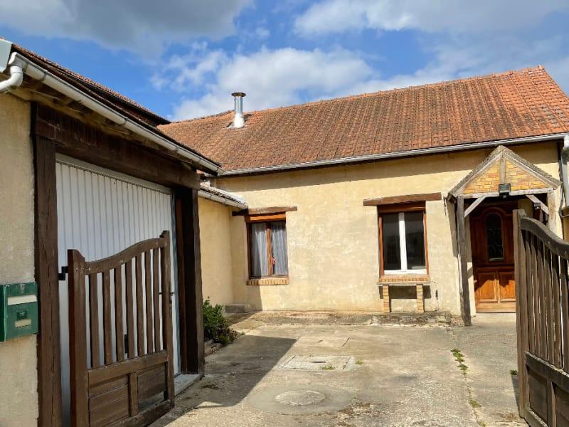 Vente maison / villa Les thilliers en vexin 149500€ - Photo 1