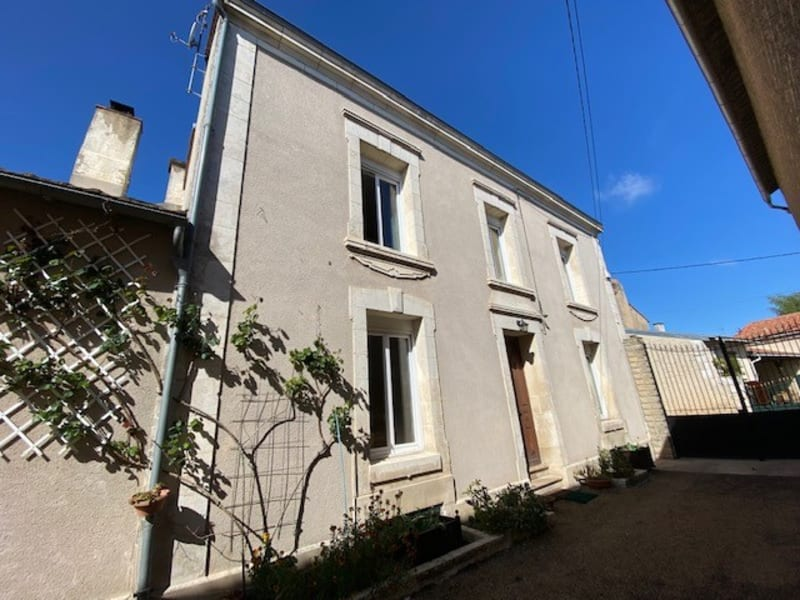 Sale house / villa Poitiers 279 000€ - Picture 1