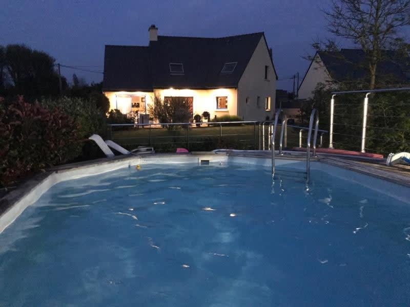 Sale house / villa Treglonou 309800€ - Picture 2