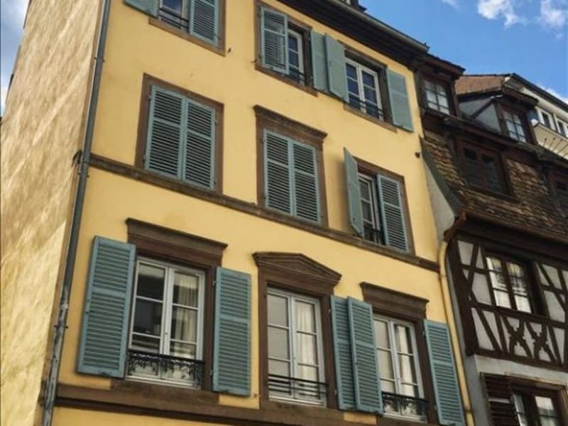 Rental apartment Strasbourg 498,05€ CC - Picture 5