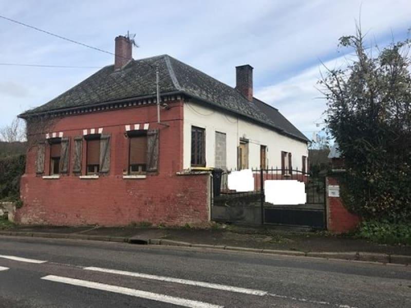 Sale house / villa Senarpont 75000€ - Picture 1