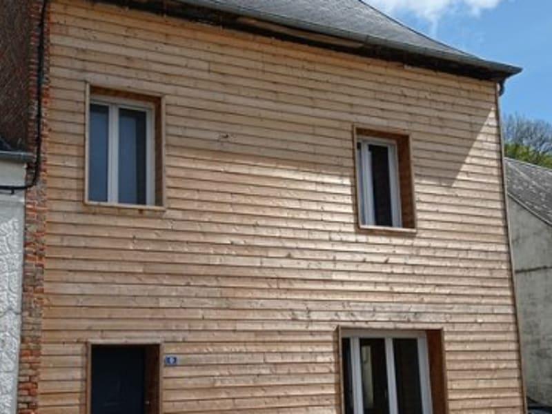 Sale house / villa Beaucamps le vieux 117000€ - Picture 1