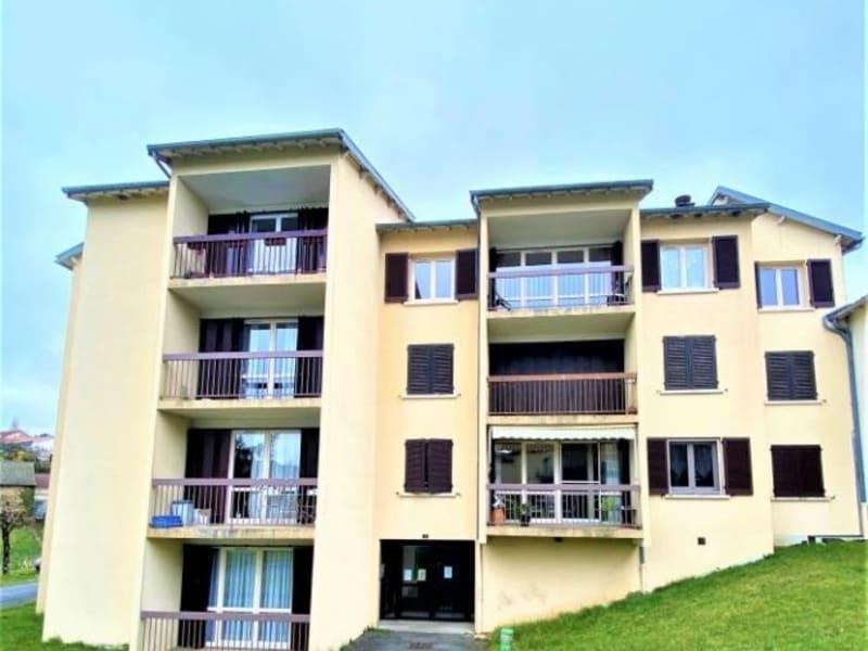 Location appartement Chalus 600€ CC - Photo 1