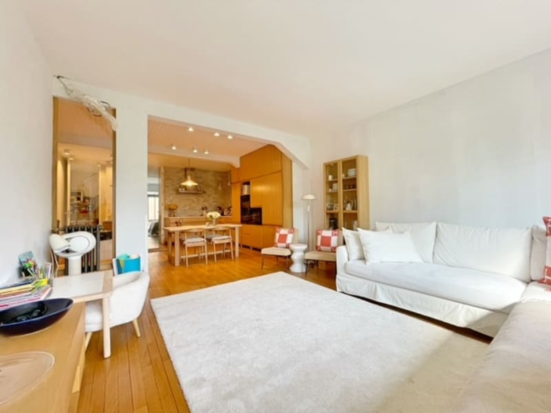 Rental apartment Paris 16ème 3900€ CC - Picture 4