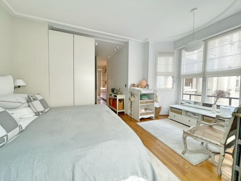 Rental apartment Paris 16ème 3900€ CC - Picture 12