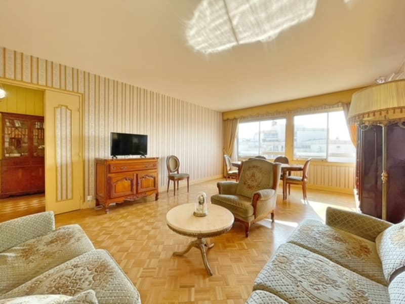 Sale apartment Paris 20ème 899000€ - Picture 2