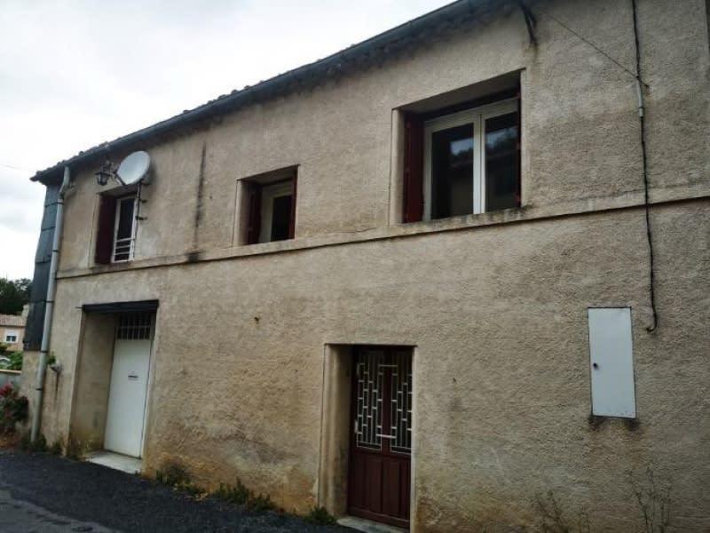 Sale house / villa Escoussens 95000€ - Picture 1