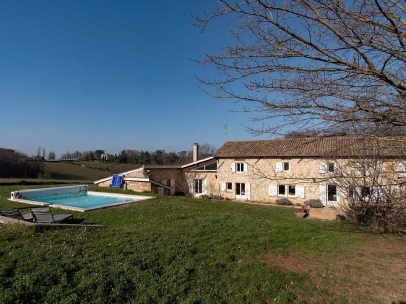 Vente de prestige maison / villa Pommiers 920000€ - Photo 1
