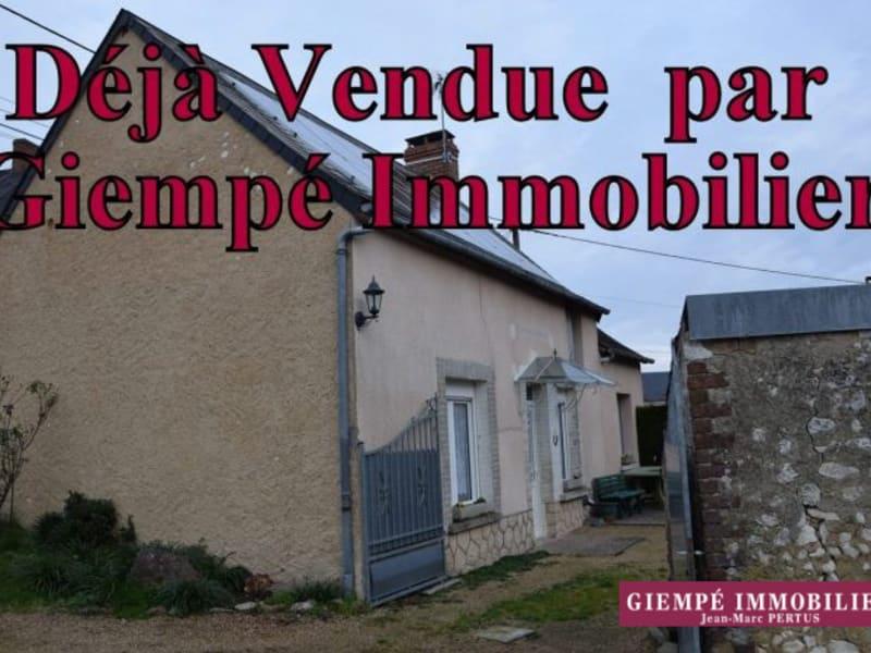 Sale house / villa Aubigné-racan 65000€ - Picture 1