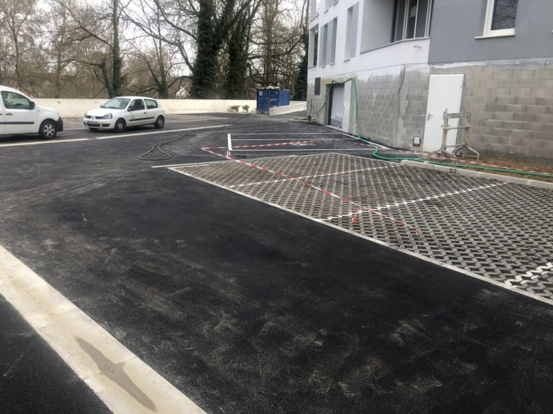 Rental parking spaces Claye souilly 45€ CC - Picture 4