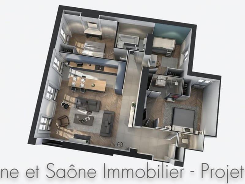 Vente appartement Lyon 5ème 855000€ - Photo 3