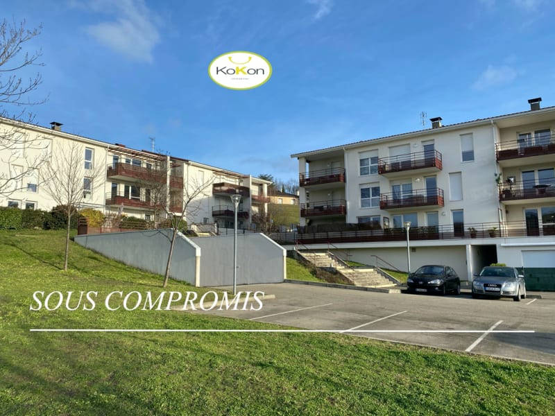Sale apartment Vernaison 215 000€ - Picture 1