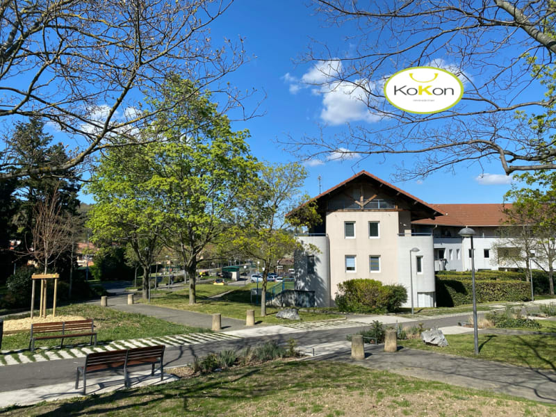 Sale apartment Saint genis laval 209000€ - Picture 12