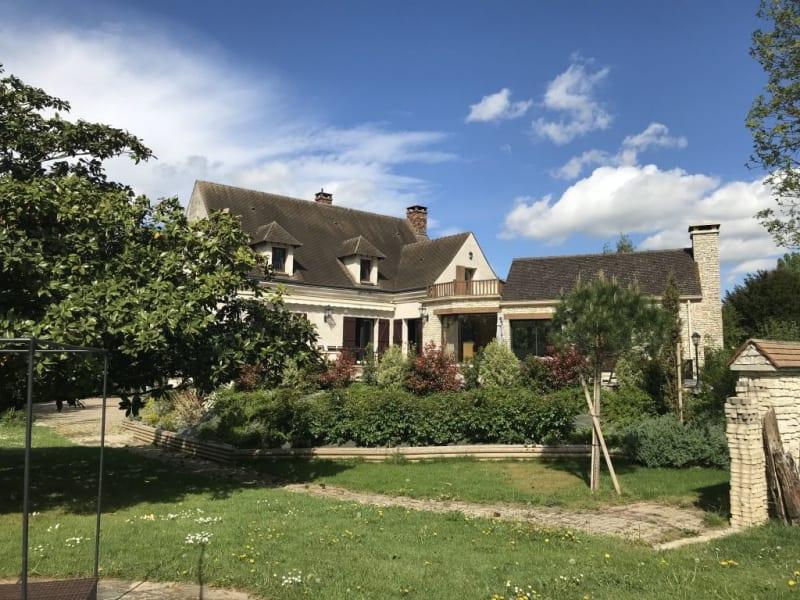 Sale house / villa Villennes sur seine 1186000€ - Picture 2