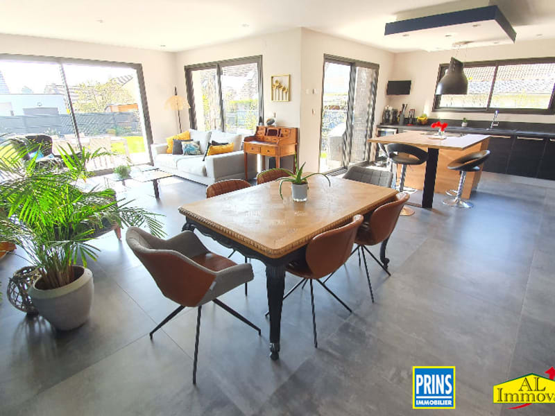 Sale house / villa St martin lez tatinghem 364000€ - Picture 2