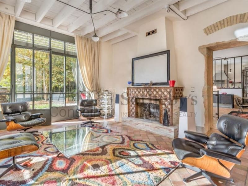 Vente de prestige maison / villa Ecully 3224000€ - Photo 6