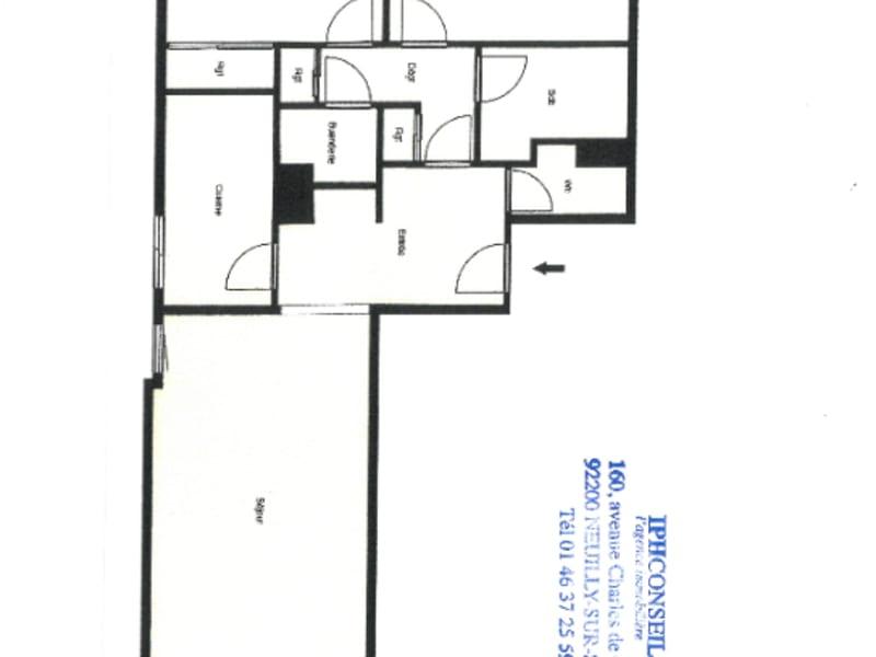 Vente appartement Neuilly sur seine 770000€ - Photo 17