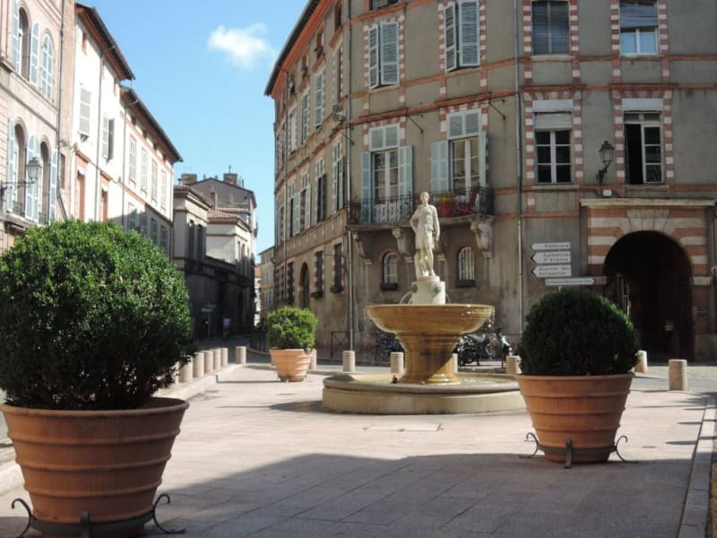 Sale apartment Toulouse 280 000€ - Picture 1