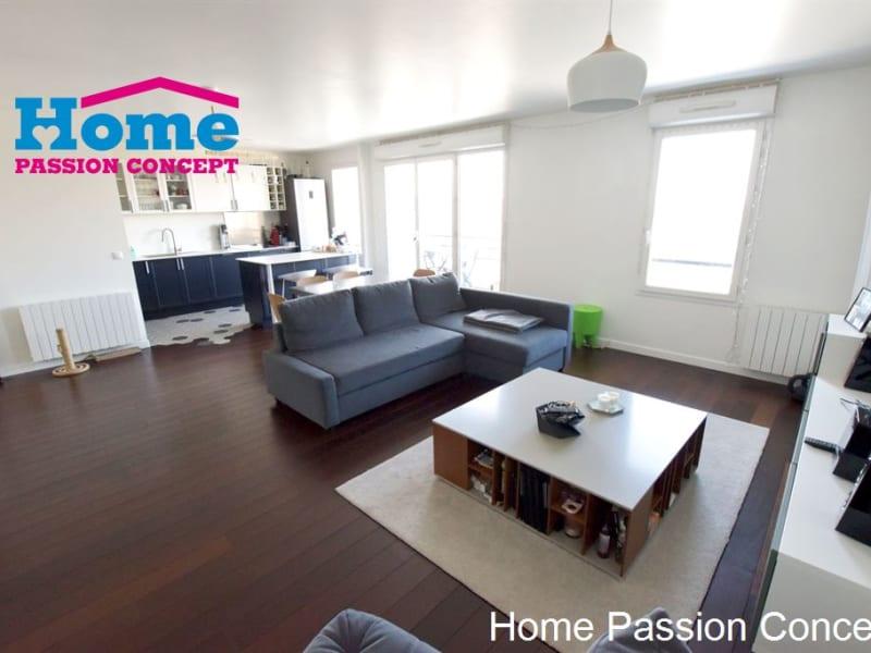 Vente appartement Nanterre 530000€ - Photo 4