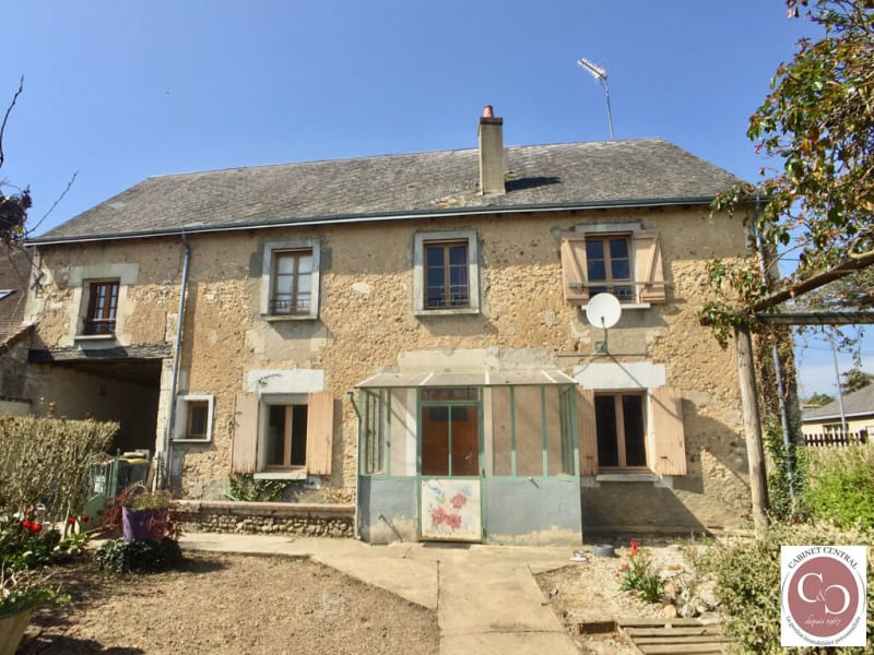Sale house / villa Pezou 170000€ - Picture 1