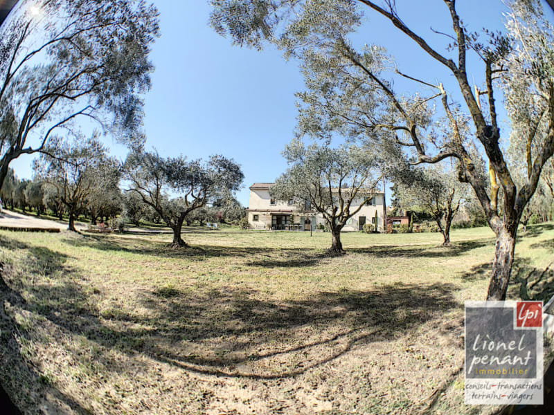 Vente maison / villa Carpentras 860 000€ - Photo 1