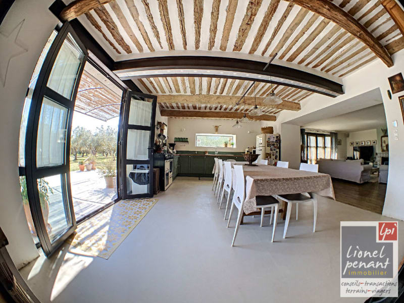 Vente maison / villa Carpentras 860 000€ - Photo 2