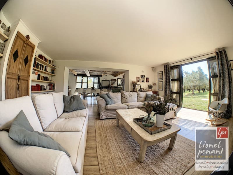 Vente maison / villa Carpentras 860 000€ - Photo 3