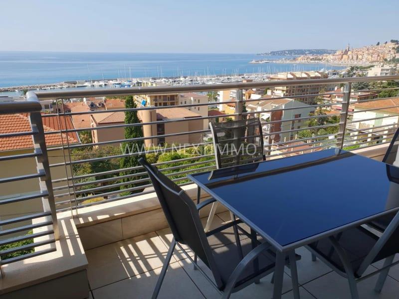 Deluxe sale apartment Menton 728000€ - Picture 2