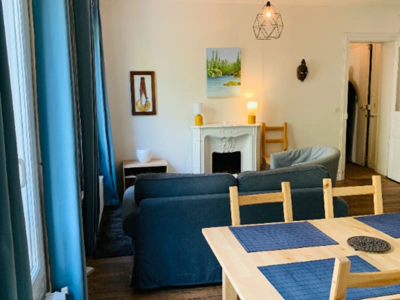 Vente appartement Paris 15ème 609000€ - Photo 2
