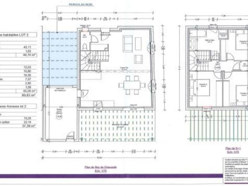 Sale house / villa Bourg les valence 217000€ - Picture 1