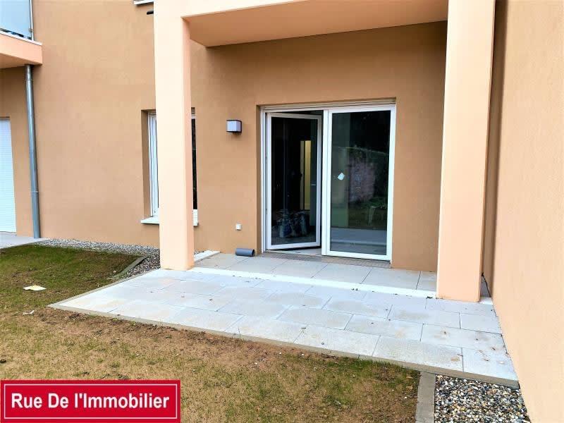 Sale apartment Bouxwiller 117800€ - Picture 1