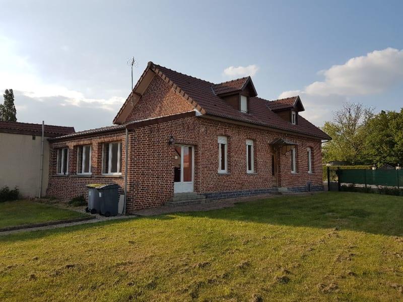 Rental house / villa Premont 710€ CC - Picture 1