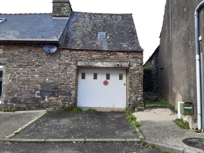 Sale house / villa Landeleau 33500€ - Picture 10