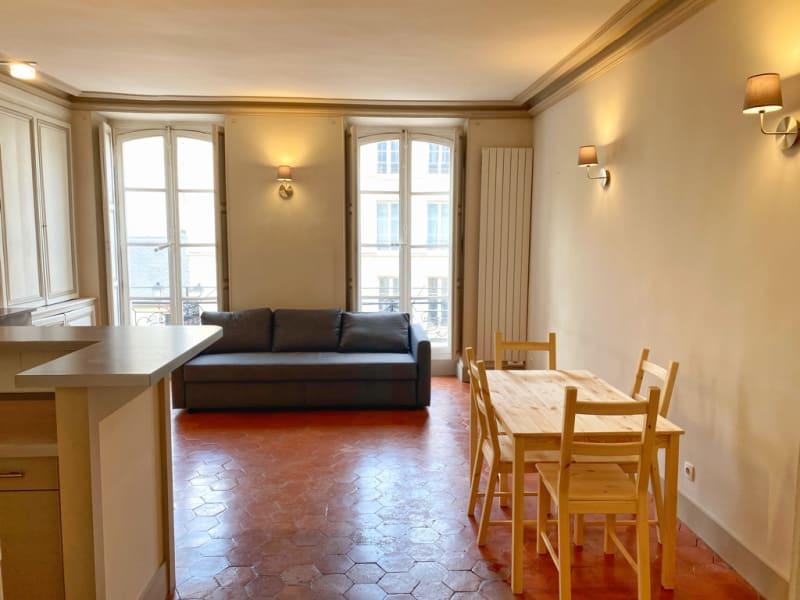 Rental apartment Versailles 1150€ CC - Picture 2