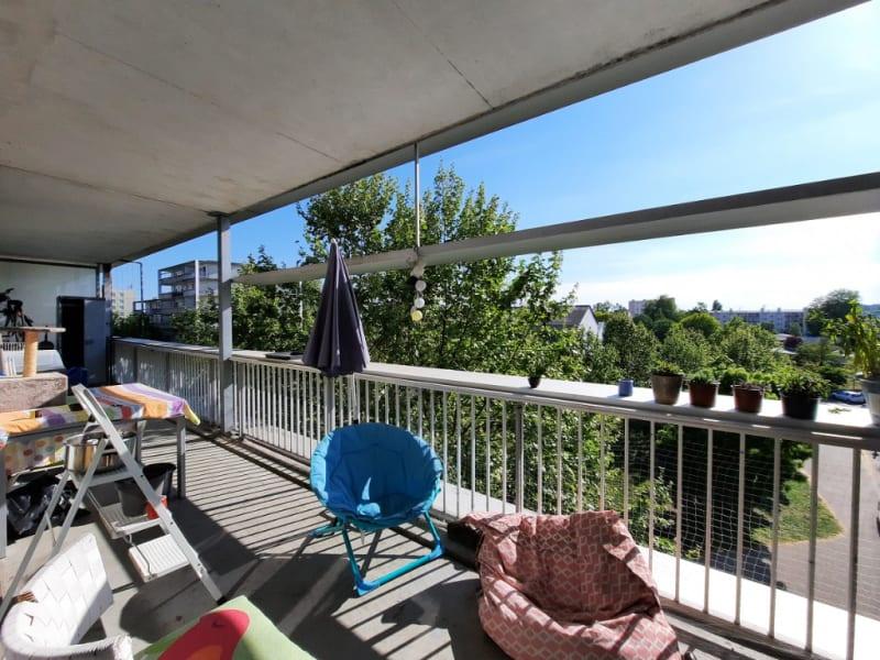 T3 plein sud, gd balcon bordeaux