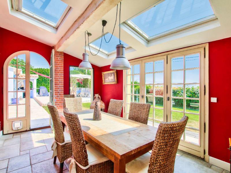 Vendita casa Saint laurent du var 660000€ - Fotografia 6