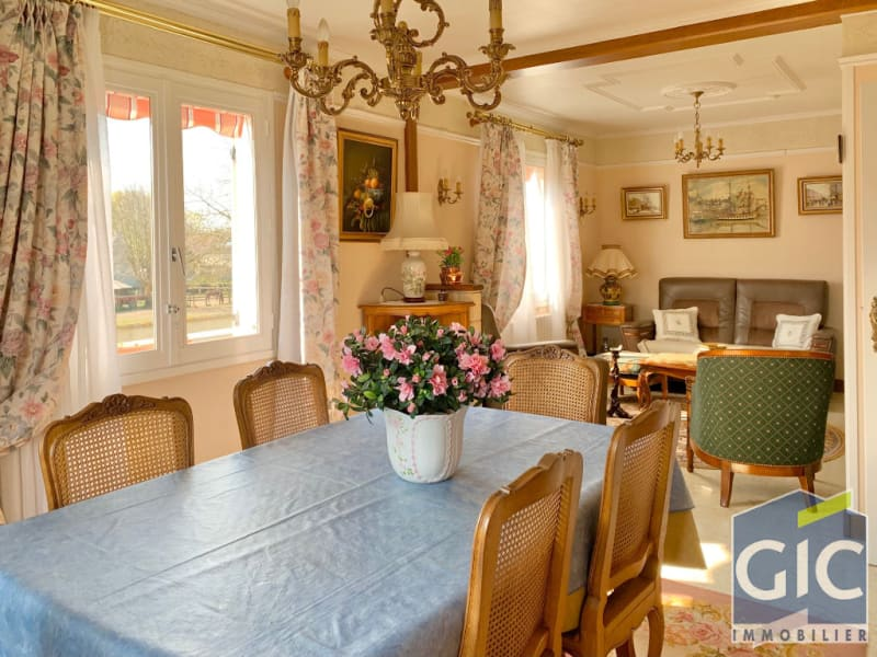Sale house / villa Giberville 223500€ - Picture 2